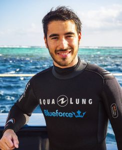 Rafa Fernandez Caballero. Underwater photography workshop, Maldives 2021